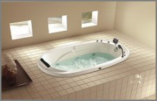 aquapeutics whirlpool tub 266