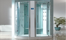 aquapeutics Vancouver steam shower